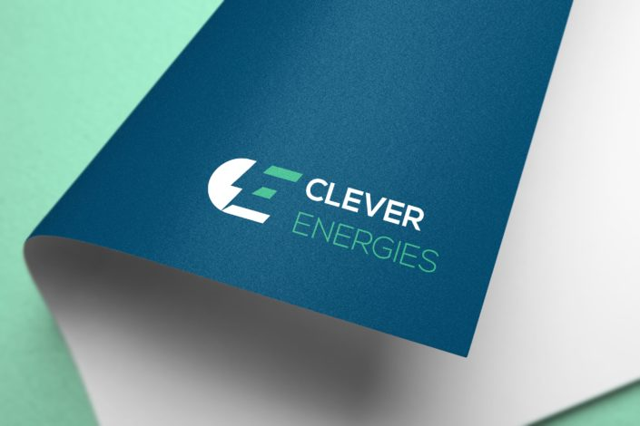 identite visuelle et charte graphique clever energies